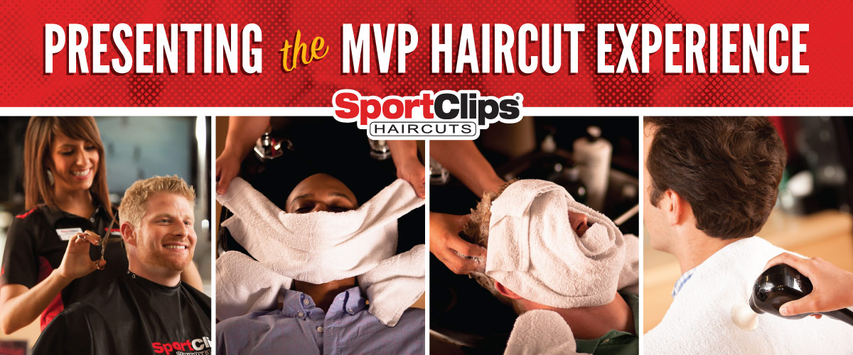 The Sport Clips Haircuts of Plainville MVP Haircut Experience